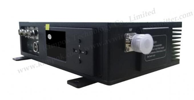 5W HD Wirreless Video Transmitter for CCTV Camera Mobile and NLOS transmission