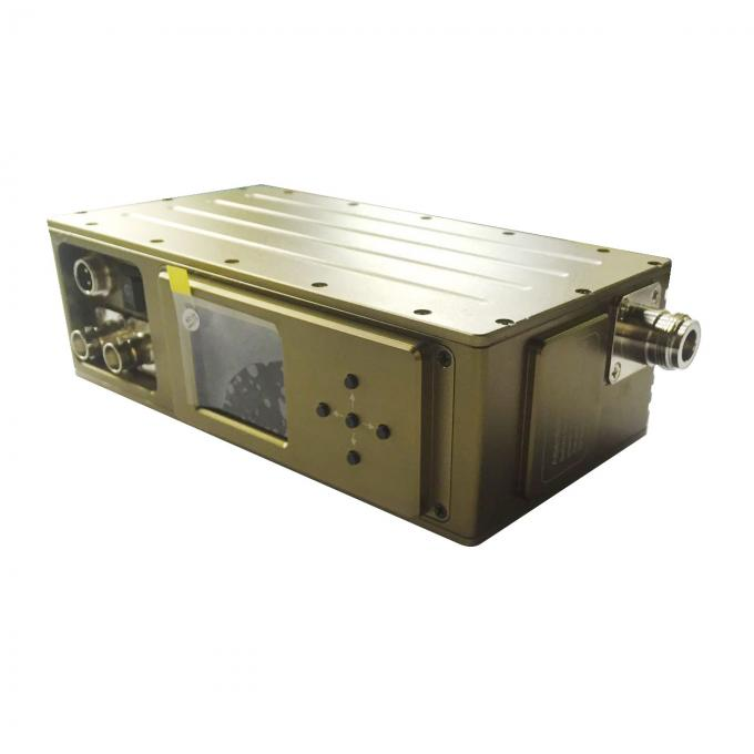 300Mhz - 900Mhz COFDM Video Transmitter For Broadcasting Video Audio Transmission