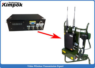 China Multi Function Audio And Video Wireless Transmitter 720P Video & Data Wireless Sender supplier