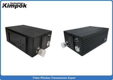 China H.264 2W Mini COFDM Transmitter , RF SD Transmitter and Receiver System supplier