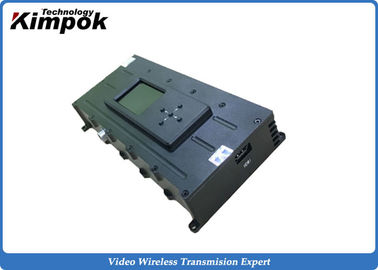 China Long Range Video Transmitter and Receiver HDMI / SDI Wireless Video Link FPV / Drone supplier