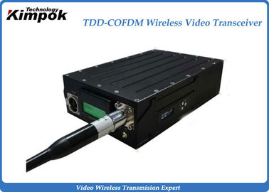 China HD SDI Full Duplex Wireless Video Transmitter and Receiver CE / FCC / ROHS supplier