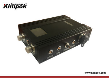 China 80~100km Long Range UAV Video Transmitter AES Encryption Wireless Link with 5W Power supplier