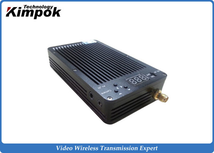 100 - 1000mW Mini Video COFDM Transmitters For UAV / UGV Long Distance
