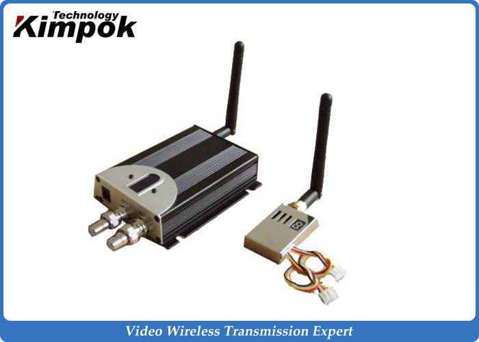 1200Mhz Mini Analog Wireless Video Transmitter and Receiver for FPV Transmission