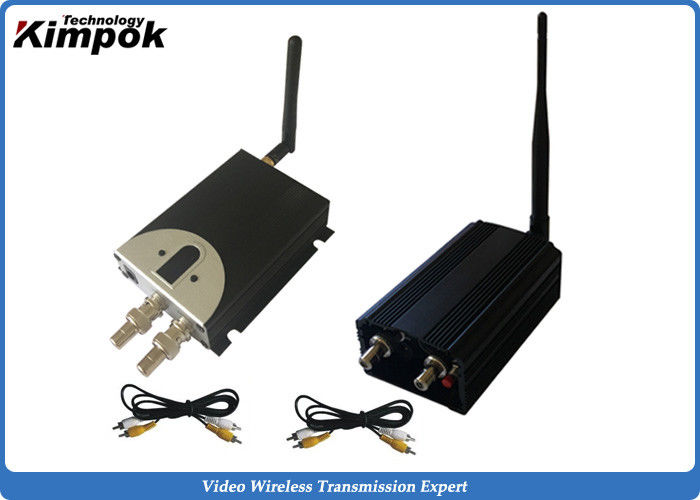 10km LOS UAV Analogue Wireless Video Transmitter 2000mW Video Sender 8 Channels