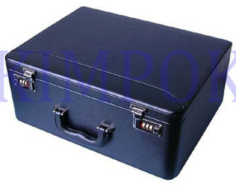 High Capacity Safety Suitcase Anti Stealing Cash Box Protect Valuables Electric Shock Suitcase