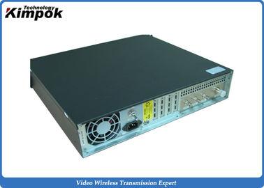 High Power COFDM Transmitter 50km NLOS Long Range Wireless Transmitter and Receiver