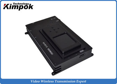 Lightweight Wireless COFDM Video Transmitter 1080P HD for UGV / Robort Application