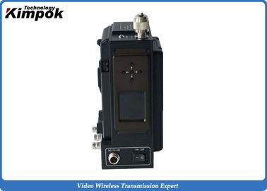 Live Broadcasting AV Wireless Transmitter HD - SDI COFDM Long Range Video Transmitter 1-8W