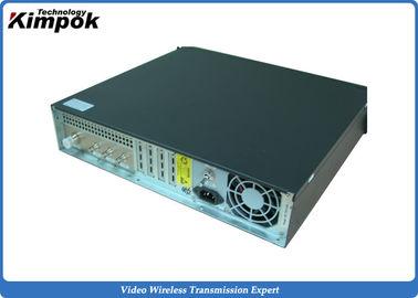 Vehicle Remote SD Transmitter 30W Long Distance Wireless Image Sender 2-8 Watt