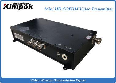 1-3 Watt FPV Image 2.4Ghz Wireless Video Transmitter , Wireless Video Transmission System