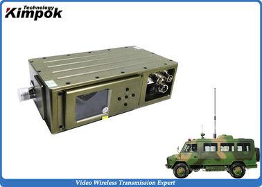 UGV High-speed Wireless Video Transmitter Super Low Latency COFDM Video Sender NLOS