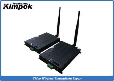 LOS & NLOS TDD Transceiver 6.5Mbps Data Flow Two-way Drones Transceiver