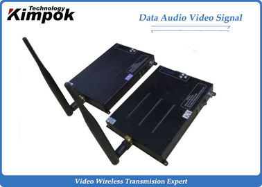 Full Duplex Wireless Ethernet Radio TDD COFDM IP Transceiver NLOS Long Range
