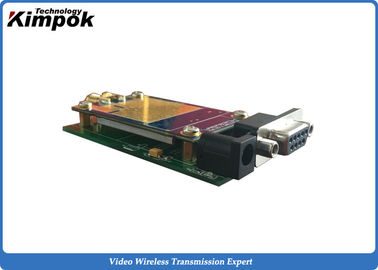900Mhz High Speed Long Range Wireless Transceiver 1 Watt RS-232 / RS485 Data Radio