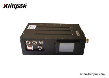 China Rugged COFDM Wireless Video Transmitter H.265 Long Range HD Digital Transmitter factory